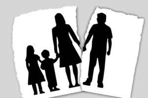 steps for legal separation or divorce