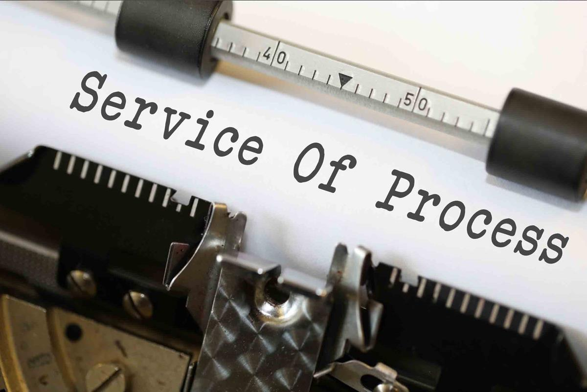 What is an Agent for Service of Process?